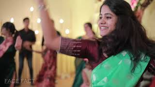 WEDDING DANCE - ANAGHA VISHNU WEDDING DAY