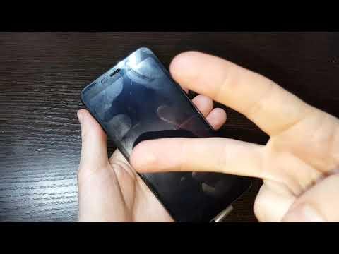 Meizu C9 M818h Hard Reset сброс настроек графический ключ пароль зависает тормозит How To Reset
