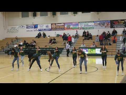 Halftime Show Falcon High School
