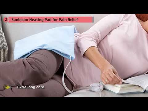 Heating Pad Back Wrap review 2020