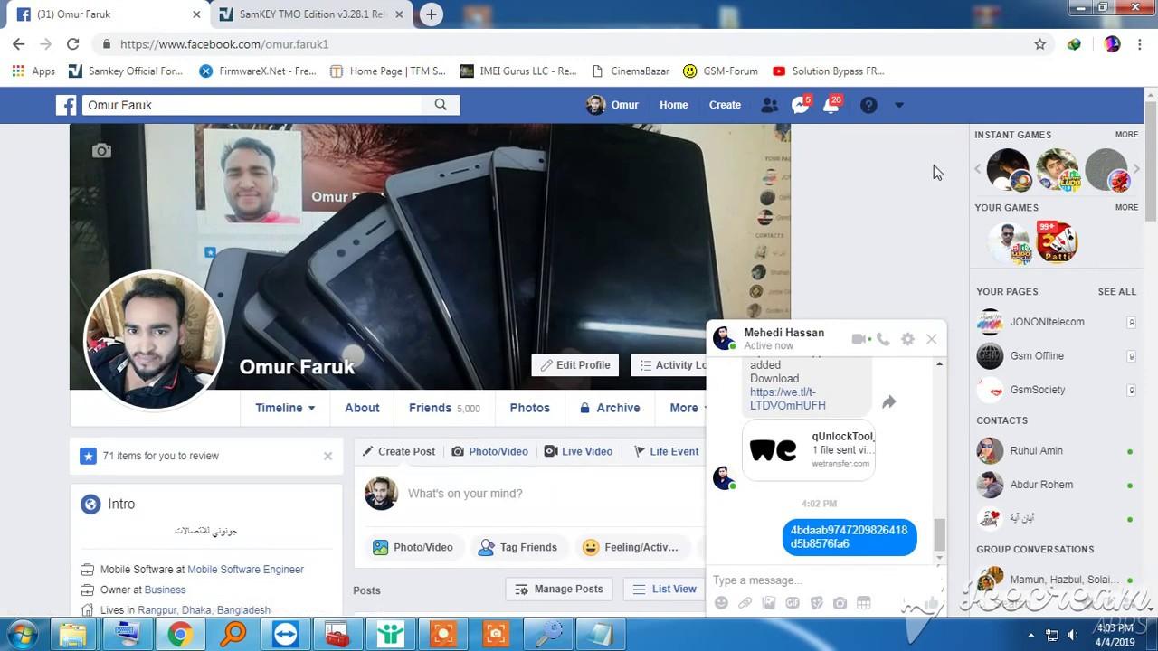 SAMSUNG J3 Prime J327T U3 Unlock Done