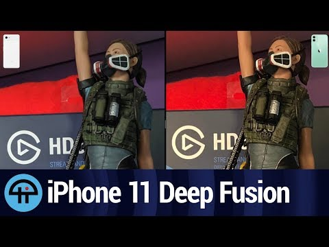 Deep Fusion for iPhone 11
