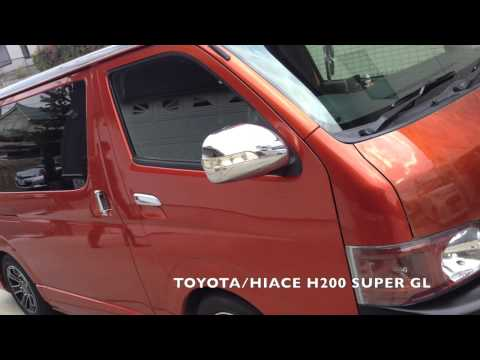 Venta De Microbuses Toyota Hiace En Guatemala Doovi