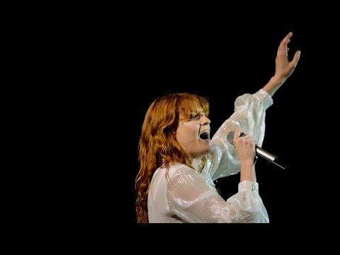 Florence + the Machine - Ship To Wreck (Glastonbury 2015)