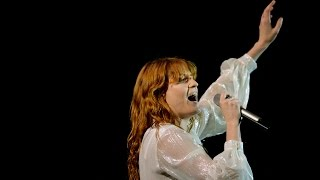 Florence The Machine Ship To Wreck Glastonbury 2015