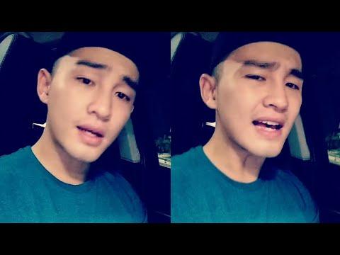 Alvin Chong nyanyi lagu Sesungguhnya Aku (Alif Satar) | OST Red Velvet
