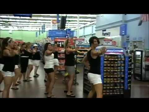 Walmart Flash Mob