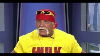 Hulk Hogan Post-Wrestlemania XXX Interview