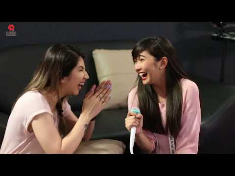 KARAOKE CHALLENGE || Ashley & Alodia Gosiengfiao for Taiwan Excellence