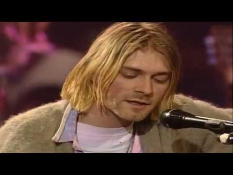 Nirvana - Pennyroyal Tea [New York Unplugged 1993]