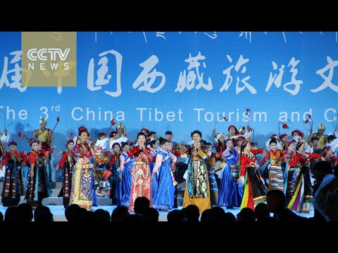 Tibet Tourism and Culture Expo underway in Lhasa