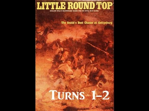 """Little Round Top"" Turns 1-2"