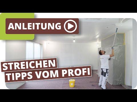 decke-&-wände-streichen---tipps-und-tricks-vom-profi