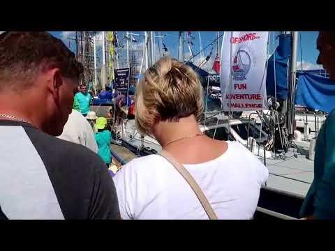الحياة فى بولندا | سفينة عمانية فى بولندا Final The Tall Ships Races 2017 in Szczecin