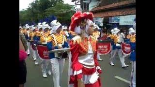Drum Band MTs Negeri Model Pemalang