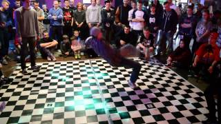 EYE TO EYE BATTLE 3 | Bboying Eliminacje | Cortez x Jelon x Sterek x Marika