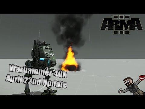 ARMA 3 Warhammer 40k Mod (April 22nd Update) Review