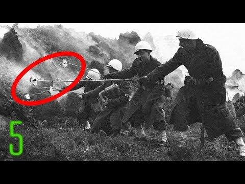 5 Strangest Photos of World War II [Part 2]