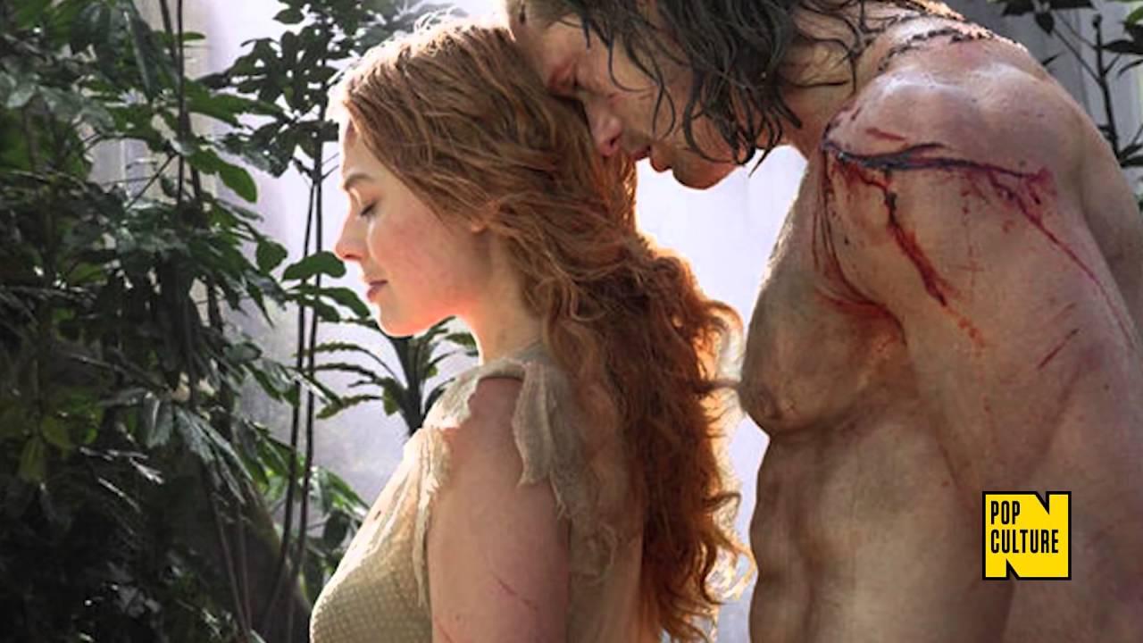 Tarzan секс