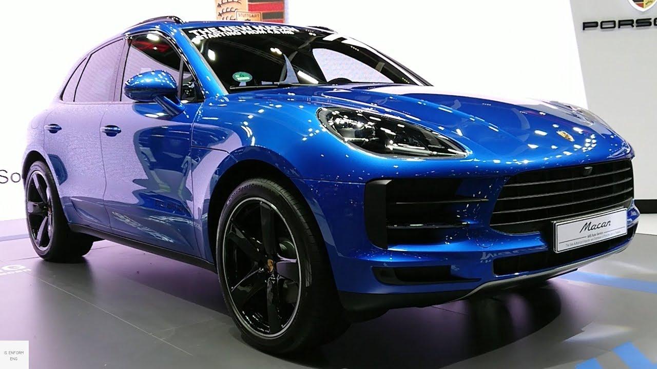 Porsche Macan 2020 phiên bản 2.0T