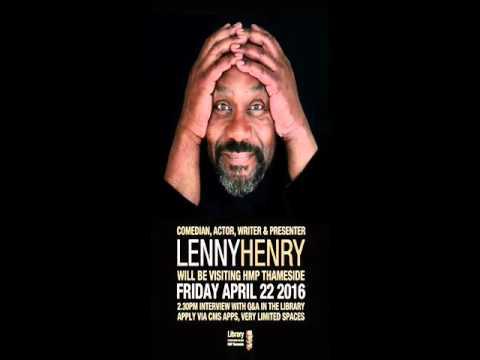 Sir Lenny Henry Prison Talk 2016