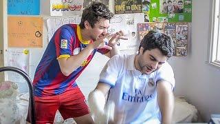 Barcelona 1 Real Madrid 1 | Liga Española | Reacciones Amigos
