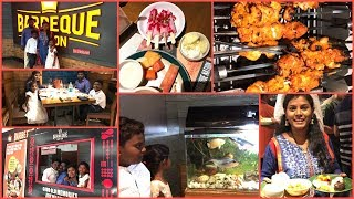 barbeque nation buffet