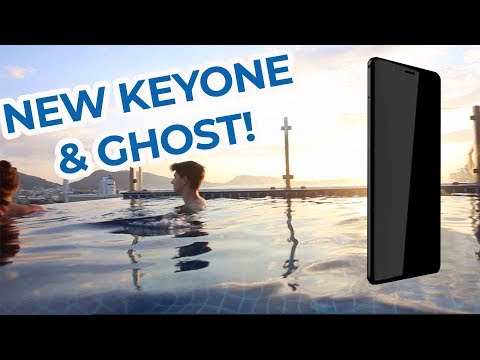 NEW BlackBerry KEYone & Ghost?! - BB News from Thailand!