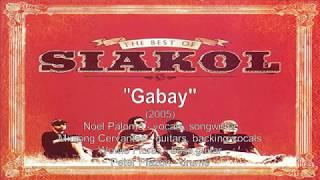 Gabay lyrics by Siakol
