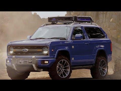 EXTRAORDINARY!! 2020 Ford Bronco