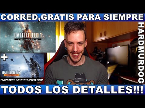 ¡¡¡CORRED,GRATIS PARA SIEMPRE BATTLEFIELD 1: IN THE NAME OF THE TSAR!!! - Hardmurdog - 2018