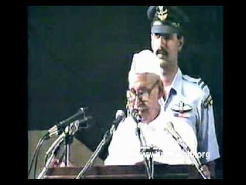 """Chicago Centenary Celebration 1993"" - Pres. Dr. Shankar Dayal Sharma"