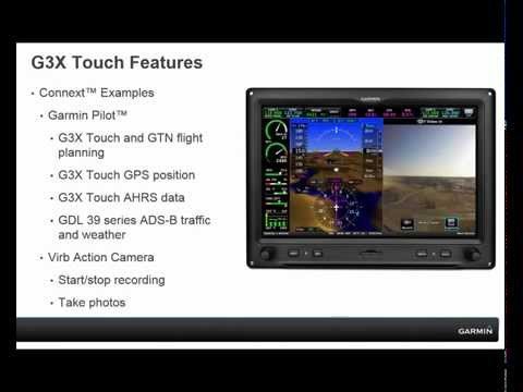 Garmin G3X Solutions for Experimental and Light Sport Aircraft
