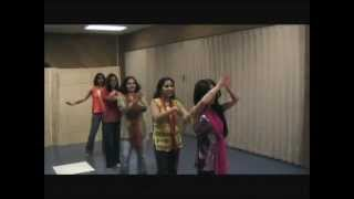 Gangnam Style Parody: Graceful Dance by Beautiful South Asian/ Indian Ladies