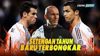 Gara2 Bale & Ronaldo Rahasia Yang Membuat Zidane Terpaksa Mundur dari Real Madrid