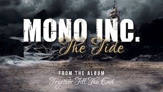 MONO INC. - The Tide [Lyric Video]