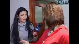 P1. Roxana Avram OTV in &quotCasa bantuita din Iasi&quot.