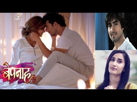 Bepanah Cast Name Revealed | Jennifer Winget | Harshad Chopra | Colors Tv