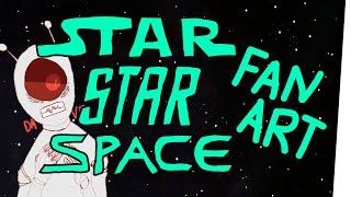 StarStarSpace – FanArt (2017)