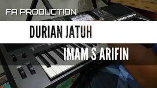 DURIAN JATUH - KARAOKE IMAN S ARIFIN