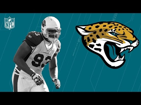 Calais Campbell Welcome to the Jacksonville Jaguars | NFL | Free Agent Highlights