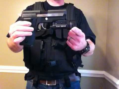 Blackhawk Omega Cross Draw Vest