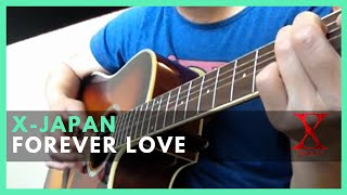 X-Japan - Forever Love (Guitar Cover)