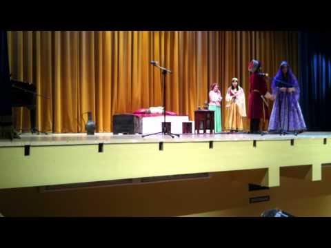 Arshin mal alan (3-4 part) (Students of Baku Music Academy)