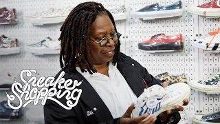 Whoopi Goldberg (Celebrity)