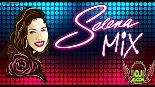 Selena Mix Especial 21 años by DJ Alcon
