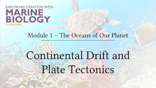 Apologia Marine Biology 2nd Edition Sample Module 1 Oceans