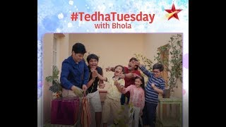 Kulfi Kumar Bajewala | Tedha Tuesday with Bhola