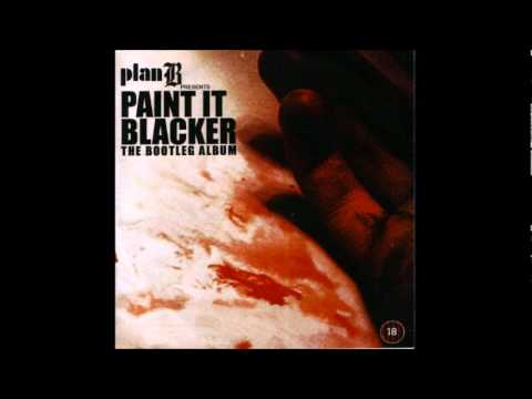Клип Plan B - Paint It Blacker