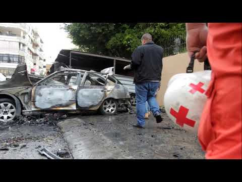 Bomb placed in car wounds Palestinian in southern Lebanon